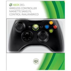 Looking at 'XB360 WIRELESS GAMEPAD (REPACK) - BLACK' on SHOP.CA Computer Video Games, Video Games Xbox, Accessoires Xbox, Best Pc Games, Xbox 360 Controller, Playstation, Cool Things To Buy, Cheap Deals, Nice