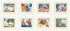 """Το Ελληνικό Γραμματόσημο (5 Μαρτίου) Έκδοση """"Αισώπου Μύθοι"""" 1987 Gallery Wall, Greece, Stamps, Home Decor, Google, Greece Country, Seals, Decoration Home, Room Decor"""