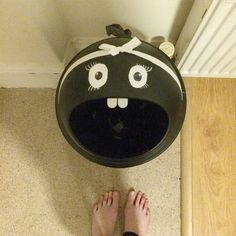 Meet my bin: Stevie