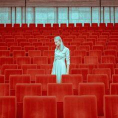 The Slovakian Artist Maria Svarbova's Surreal Photographs.