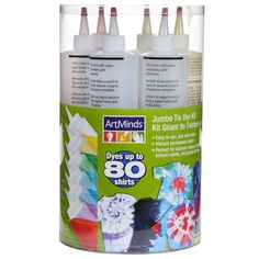 ArtMinds® Jumbo Tie Dye Kit
