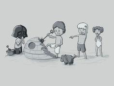 Star Wars… los primeros años