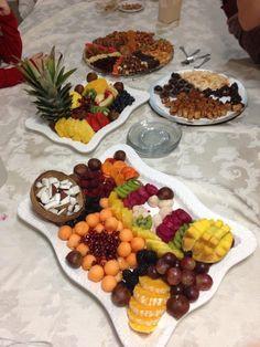 Tu B'Shevat Fruit