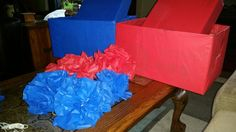 Ahoy it's a boy!  Every thing I done for my daughters baby shower.  2015