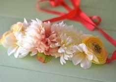 handmade para bloggers : vídeo tutorial de cinturón de flores | Cuidar de tu belleza es facilisimo.com