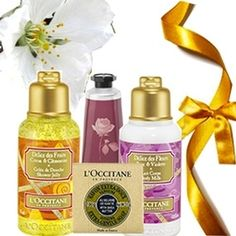 The L'Ocittane Gift Box is the perfect gift for your loved ones and it does not add inches to their waist.L'Occitane Shower Gel 75mlL'Occitane Body Lotion 75mlL'Occitane Hand cream 30mlL'Occitane Soap Bonne Mere