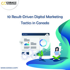 Want to get result-driven digital marketing tactics in Canada for your business? Then, choose Coracc Technologies and get result-oriented strategies. Marketing Tactics, Email Marketing, Digital Marketing, 10th Result, Online Business, Canada, How To Get, Technology, Motivation