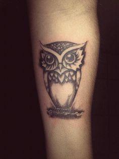 Tattoo #2 on forearm.