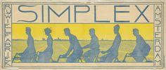 Simplex ~ Ferdinand Hart Nibbrig