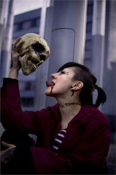 Death - xUta(Uta / Kassim) Uta Cosplay Photo