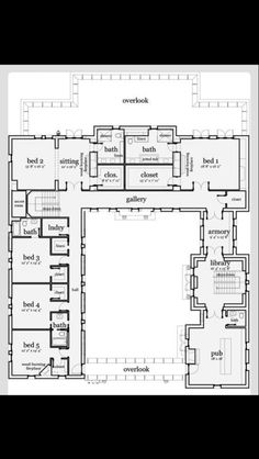If you are going to build a barndominium, you need to design it first. And these finest barndominium floor plans are terrific concepts to begin with. Jump this is a popular article Custom Barndominium Floor Plans Pole Barn Homes Awesome. Castle Floor Plan, Castle House Plans, House Floor Plans, 6 Bedroom House Plans, Courtyard House Plans, The Plan, How To Plan, Barndominium Floor Plans, Barndominium Texas