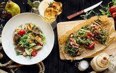Bruschetta, Mexican, Ethnic Recipes, Food, Nature, Naturaleza, Essen, Meals, Nature Illustration