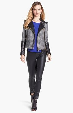 Vince Camuto Jacket & Top, Two by Vince Camuto Skinny Pants  available at #Nordstrom