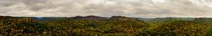 I see your Red River Gorge pictures and raise you my panorama. #hiking #camping #outdoors #nature #travel #backpacking #adventure #marmot #outdoor #mountains #photography