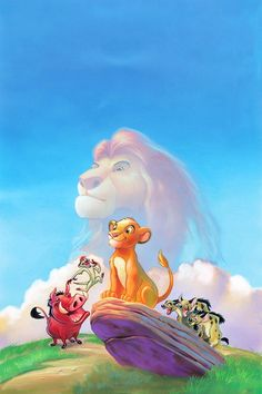 Lion king! One of my million favorite Disney movies!!
