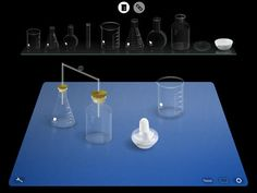 FREE app Oct 13 (reg 4.99) THIX Chemist is the only one virtual chemistry lab on the App Store for you to study, research or just play like a game. You can pick up and pour the beaker by your fingers. Want to put some cesium(Cs) into a bottle of water? Just try it!