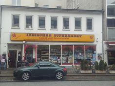Hamburg - Lange Reihe – Abundance of Multicultural Diversity in Food and Shopping
