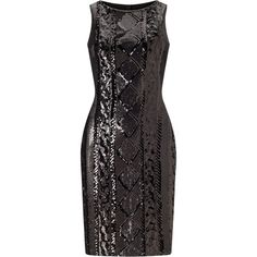 Adrianna Papell Sleeveless Cable Sequin Cocktail Dress, Black (12.635 RUB) ❤ liked on Polyvore featuring dresses, midi cocktail dress, sleeveless shift dress, mini dress, maxi dresses and sequin dresses