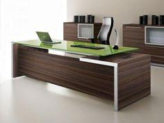 Escritorio Gerencial - Disenho y Muebles