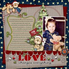 Credits X-mas collection full kit by Paty Greif https://www.pickleberrypop.com/shop/product.php?productid=41671&page=1 X-mas collection bears by Paty Greif https://www.pickleberrypop.com/shop/product.php?productid=41669&page=1 Love changes everything