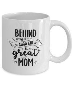 good kid, great mom, mothersday coffee mug Cool Kids, Coffee Mugs, Mom, Coffee Cups, Coffeecup, Mothers, Coffee Mug