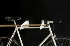 Velo Wallstirrups™ | Bike Shelf Or Dowel Brackets