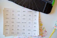 A Journaling Bible Giveaway + FREE Printable Bible Tabs