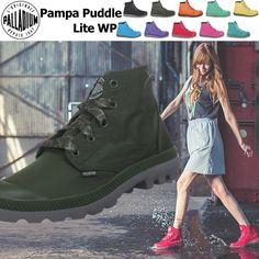 Reload of shoes | Rakuten Global Market: Palladium sneakers rain shoes PALLADIUM Pampa puddle light waterproof Pampa Puddle Lite WP 93085 women's fully waterproof galoshes rainy season shoes for women-