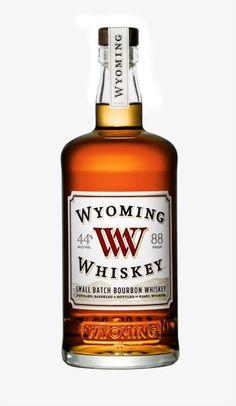 Wyoming Whiskey. Great stuff.