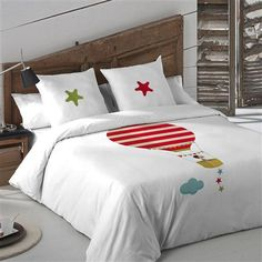 Tutti Confetti Fly Me Super King Duvet Cover Set