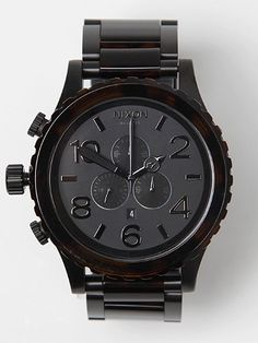 NIXON 51-30 CHRONO WRIST WATCH