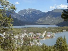 Grand Lake, on the western side of Rocky Mountain National Park, is the largest natural lake in the state.