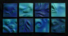 Lapiz ceramic wall tiles by Natalie Blake | The Decorating Diva, LLC