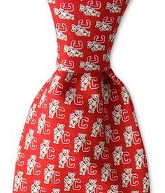 Cornell Big Red Neckties