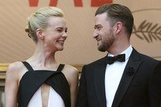Justin Timberlake et Carey Mulligan #cannes2013