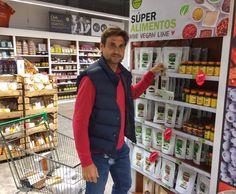 #Superalimentos para un Súper Deportista  David Ferrer se cuida de la mano de la mejor #SaludNatural: www.herbolarionavarro.es