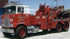 1974 Mack LT LA fd wrecker