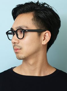 Asian Men Hairstyle, Asian Hair, Easy Hairstyles, Hair Dos, My Hair, Medium Hair Styles, Short Hair Styles, Haircut For Square Face, Hairstyles With Glasses