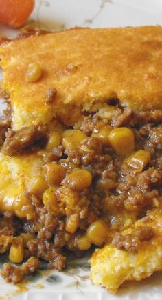 Taco Tamale Pie