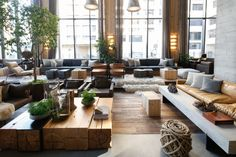 Eco-Chic Lodging in Brooklyn: 1 Hotels Expands to Brooklyn Bridge Park