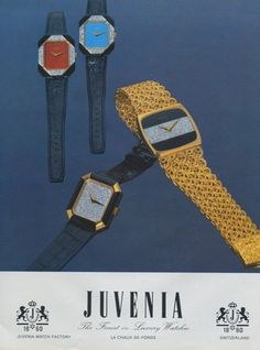 "1977 Juvenia One of my  favorite ""maison""."
