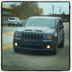 SRT8 Jeep  www.talkingjeepoz.com