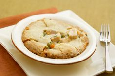 Turkey Potpie  - perfect use for all those turkey leftovers! Yum!