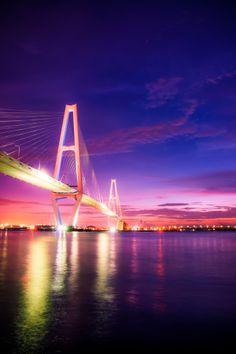 Triton Bridge #japan #aichi #nagoya