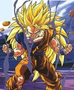 SSJ3 Son Goku