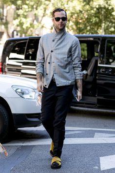 Best of Menswear FW Street Style: Italy