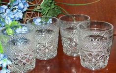 Wexford by Anchor Hocking Old Fashioned by HeritageBankGlass, $15.00