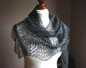 One item in an etsy treasury in tones of silver and blue. Beautiful.