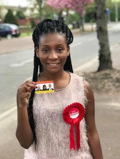 22yrs Old Young Nigerian becomes youngest Councillor in UK