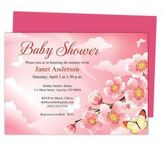 Baby Shower Invitations For Word Templates Entrancing Cute Little Baby Shower Invitations Storefront Baby Shower Invite .